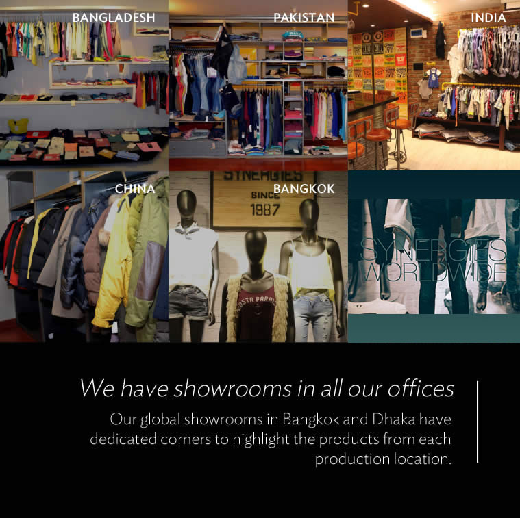 Synergies Worldwide: A global leader in apparel sourcing